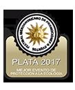 Plata 2017 FIP  - Mejor evento de protección a la ecología