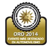 Oro 2014 FIP - Evento más destacado en automovilismo