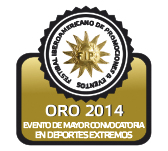 Oro 2014 FIP - Evento de mayor convocatoria en deportes extremos