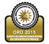 Oro 2015 FIP - Evento de mayor convocatoria en deportes extremos