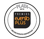 Plata 2014 Evento Plus - Mejor Evento Deportivo